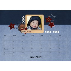 Desktop Calendar 8 5  X 6    My Boy By Jennyl   Desktop Calendar 8 5  X 6    Vs4cv1p0ne0d   Www Artscow Com Jun 2016