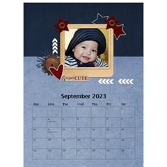 Desktop Calendar 6  X 8 5    My Boy By Jennyl   Desktop Calendar 6  X 8 5    2vi17uzopbdv   Www Artscow Com Sep 2016
