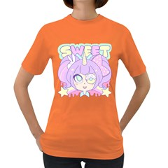 Sweet Womens' T Shirt (colored)