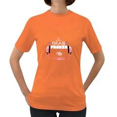 Brainfz Womens' T Shirt (colored)