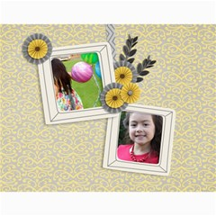 Wall Calendar 11 X 8 5   Happiness By Jennyl   Wall Calendar 11  X 8 5  (12 Months)   Zh4hy99eo96r   Www Artscow Com Month