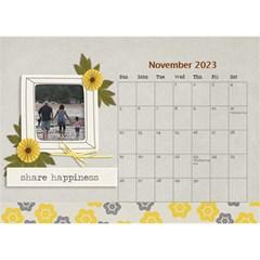 Desktop Calendar 8 5  X 6    Happiness By Jennyl   Desktop Calendar 8 5  X 6    79do6knomg65   Www Artscow Com Nov 2019