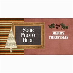 And To All A Good Night Card 1 By Lisa Minor   4  X 8  Photo Cards   2nb5t9w1jeef   Www Artscow Com 8 x4 Photo Card - 1