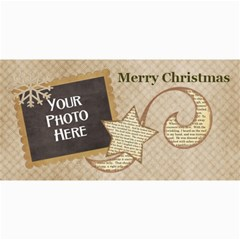 And To All A Good Night Card 2 By Lisa Minor   4  X 8  Photo Cards   5rebttk9r564   Www Artscow Com 8 x4 Photo Card - 10