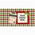 Joyful Joyful Card 2 - 4  x 8  Photo Cards