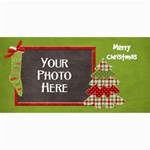 Joyful Joyful Card 3 - 4  x 8  Photo Cards