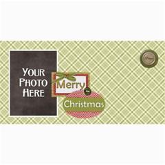 Peace Joy Love Card 1 By Lisa Minor   4  X 8  Photo Cards   Css5yo4lig5j   Www Artscow Com 8 x4 Photo Card - 2