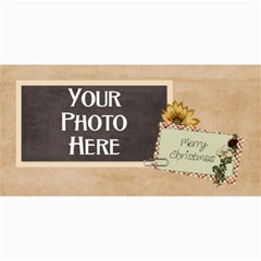 Thoughts Of Friendship Card 3 By Lisa Minor   4  X 8  Photo Cards   4tft4c79ij10   Www Artscow Com 8 x4 Photo Card - 4