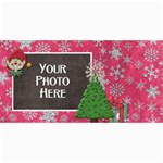 365 December Card 1 - 4  x 8  Photo Cards