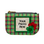 Merry and Bright Coin Bag 2 - Mini Coin Purse