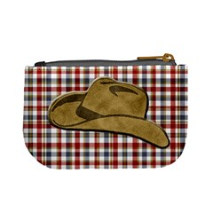 Cowboy Coin Bag By Lisa Minor   Mini Coin Purse   L7qonvcwn8qs   Www Artscow Com Back
