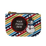 Rockin Around the Christmas Tree Coin Bag 2 - Mini Coin Purse