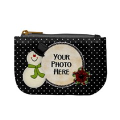 Joyful Joyful Coin Bag1 By Lisa Minor   Mini Coin Purse   Sg6w2e7l9tnp   Www Artscow Com Front