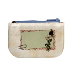 Thoughts Of Friendship Coin Bag 2 By Lisa Minor   Mini Coin Purse   Bzwutlkv4w3a   Www Artscow Com Back