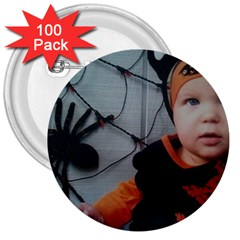 Wp 003147 2 3  Button (100 Pack) by tammystotesandtreasures