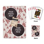 Joyful Joyful Playing Cards 1 - Playing Cards Single Design