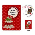Joyful Joyful Playing Cards 3 - Playing Cards Single Design