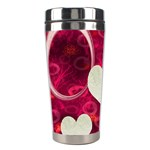 Pink Love Stainless Travel Tumbler - Stainless Steel Travel Tumbler