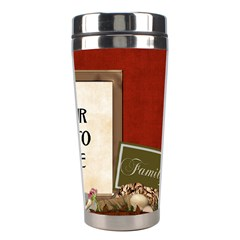 An Autumn Story Tumbler By Lisa Minor   Stainless Steel Travel Tumbler   Smh9wz415mtm   Www Artscow Com Right