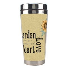 Grandmothers Love Tumbler By Lisa Minor   Stainless Steel Travel Tumbler   Evgwhhjd4k6m   Www Artscow Com Left