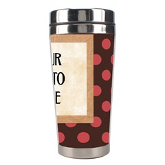 H By Lisa Minor   Stainless Steel Travel Tumbler   Kp5ymth4ibye   Www Artscow Com Right