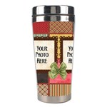 Thoughts of Friendship Mug 2 - Stainless Steel Travel Tumbler
