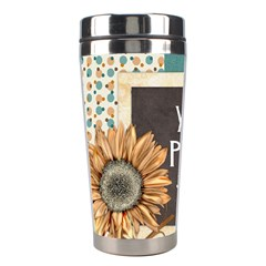 Autumn s Whisper Tumbler By Lisa Minor   Stainless Steel Travel Tumbler   1qh9rokv5dmf   Www Artscow Com Left