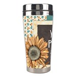 Autumn s Whisper Tumbler - Stainless Steel Travel Tumbler
