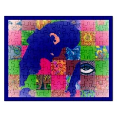 Busy Work Jigsaw Puzzle (rectangle)