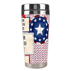 365 July Tumbler By Lisa Minor   Stainless Steel Travel Tumbler   Utf3xvpcglsc   Www Artscow Com Right