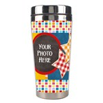 Carnival Tumbler 1 - Stainless Steel Travel Tumbler