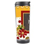 Tangerine Breeze Tumbler p1 - Travel Tumbler