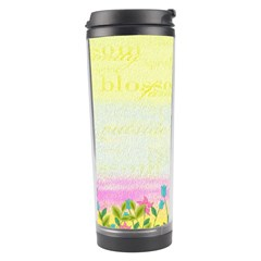 Eggzactly Spring Tumbler P1 By Lisa Minor   Travel Tumbler   Aarpwqb0wd3g   Www Artscow Com Left