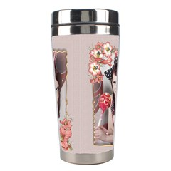Holiday Stainless Steel Travel Tumbler By Deborah   Stainless Steel Travel Tumbler   Ptdtfxt6ss42   Www Artscow Com Center
