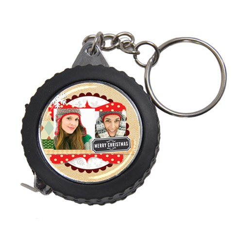 Merry Christmas By Merry Christmas   Measuring Tape   E30ziqiqwg5z   Www Artscow Com Front