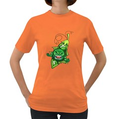 Peasmash Womens' T Shirt (colored) by Contest1732250