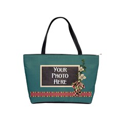 Thoughts Of Friendship Handbag 2 By Lisa Minor   Classic Shoulder Handbag   8cwdqscu0ejy   Www Artscow Com Front