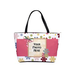 Tfs Handbag 1 By Lisa Minor   Classic Shoulder Handbag   T6xeroq6ceyz   Www Artscow Com Front