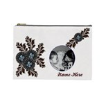 Cosmetic Bag (Large) - Flourishes