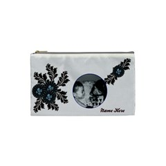 Cosmetic Bag (small)   Flourishes By Jennyl   Cosmetic Bag (small)   Bclcixpy0tly   Www Artscow Com Front