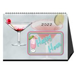 Happy Hour Desktop Calendar - Desktop Calendar 8.5  x 6