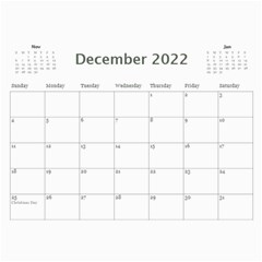 Pretty Love Calendar (12 Month) By Lil    Wall Calendar 11  X 8 5  (12 Months)   02jph5bkvdqs   Www Artscow Com Dec 2015