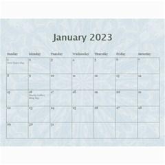 Family Pretty 12 Month Calendar By Lil    Wall Calendar 11  X 8 5  (12 Months)   Kvzu77hxukfz   Www Artscow Com Jan 2015