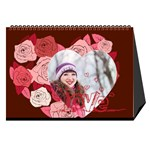 love - Desktop Calendar 8.5  x 6