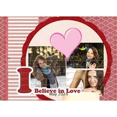 Love By Ki Ki   Desktop Calendar 8 5  X 6    Rf1lberr7ii7   Www Artscow Com May 2015