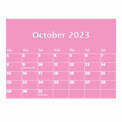 Pink Princess Wall Calendar (any Year) 8 5x6 By Deborah   Wall Calendar 8 5  X 6    Gu9vb6w3gc37   Www Artscow Com Oct 2018