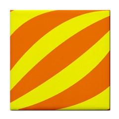 Oranges And Lemons Ceramic Tile by colourconnectors