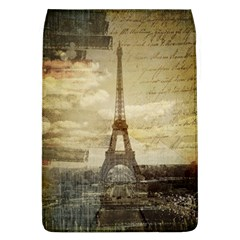 Elegant Vintage Paris Eiffel Tower Art Removable Flap Cover (large) by chicelegantboutique