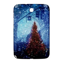 Elegant Winter Snow Flakes Gate Of Victory Paris France Samsung Galaxy Note 8 0 N5100 Hardshell Case  by chicelegantboutique