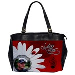 Love office handbag - Oversize Office Handbag (One Side)